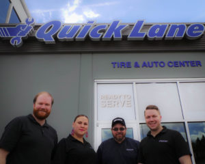 Quicklane Service Advisors