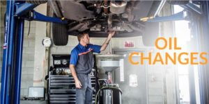 Oil Change in Gresham