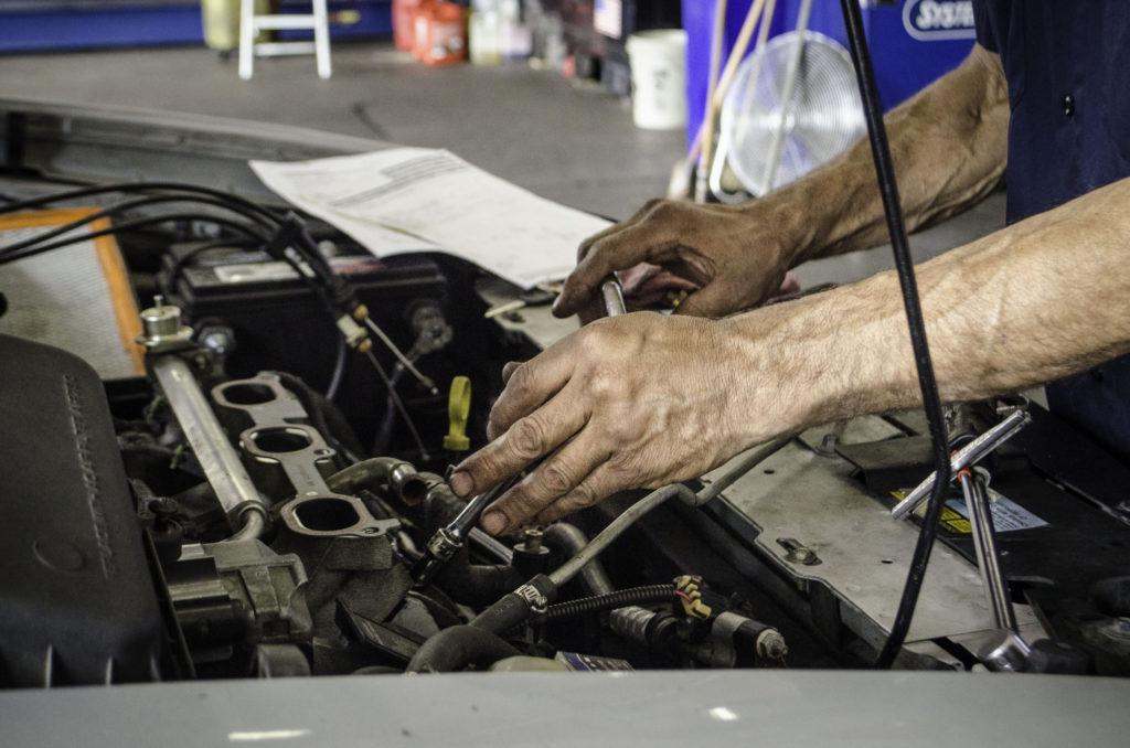 Gresham Quick Lane Mechanic