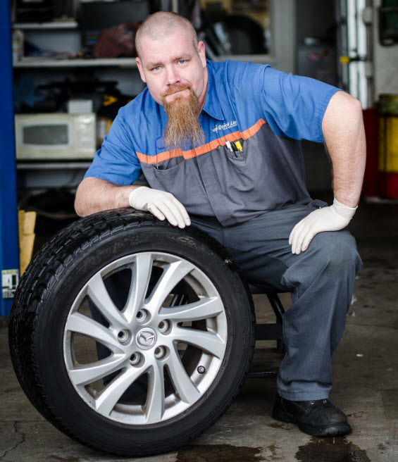 Mount And Balance Tires >> Snow Tire Mount And Balance Special At The Gresham Quick